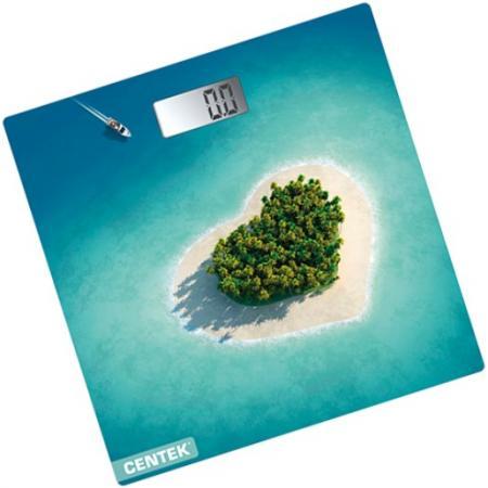 Весы напольные Centek CT-2428 Остров напольные весы centek ct 2428 island