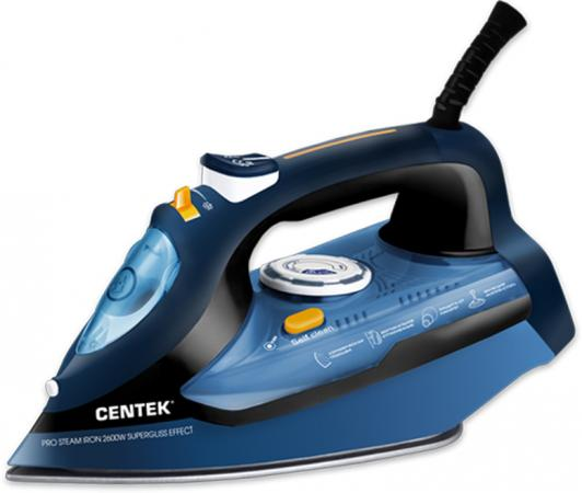 Утюг Centek CT-2353 BLUE цена и фото