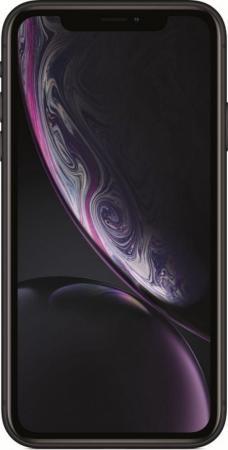 Смартфон Apple iPhone XR черный 6.1 64 Гб NFC LTE Wi-Fi GPS 3G MRY42RU/