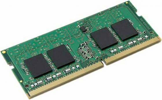 Оперативная память для ноутбука 4Gb (1x4Gb) PC4-19200 2400MHz DDR4 SO-DIMM CL17 Transcend JM2400HSH-4G