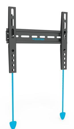 Фото - Кронштейн для телевизора Kromax VEGA-13 new черный 15-42 макс.35кг настенный ультраплоский кронштейн для телевизора kromax cobra 4