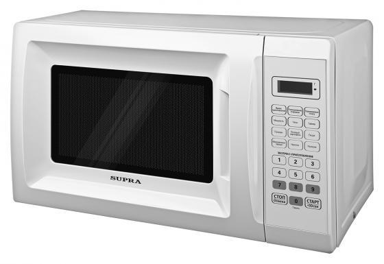 Микроволновая Печь Supra 20SW18 20л. 700Вт белый