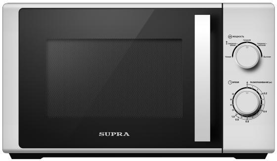 Микроволновая Печь Supra 20MW07 20л. 700Вт белый