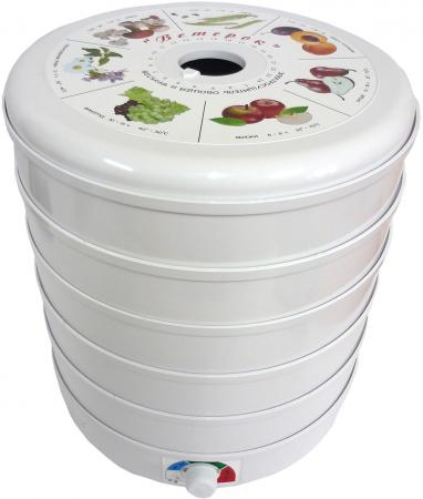 Сушилка д/овощей и фруктов Ветерок ЭСОФ-0,5/220-03 (5 реш. гофротара)