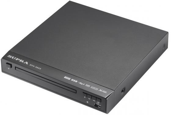 DVD-плеер SUPRA DVS-302 X плеер supra dvs 201x black