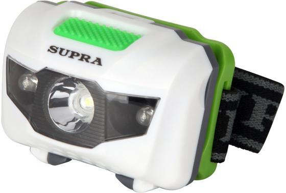 Фонарь светодиодный Supra SFL-HL-1L02 harper sfl 001 white led фонарь для смартфонов