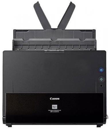 Сканер Canon image Formula DR-C225W II (3259C003) A4 черный цена 2017