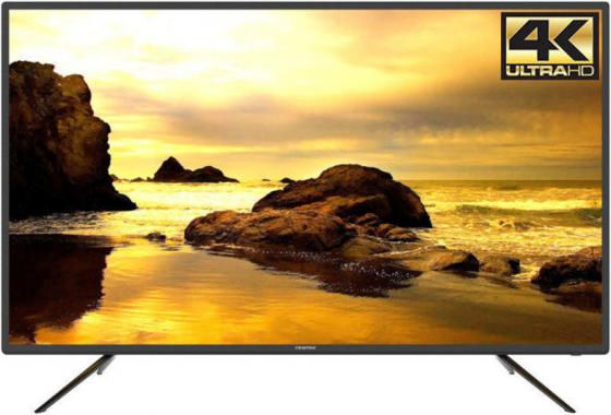 Телевизор 55 Centek CT-8255 Ultra серый 3840x2160 60 Гц USB HDMI Антенный вход VGA Разьем для наушников SPDIF (Coaxial) YPbPr