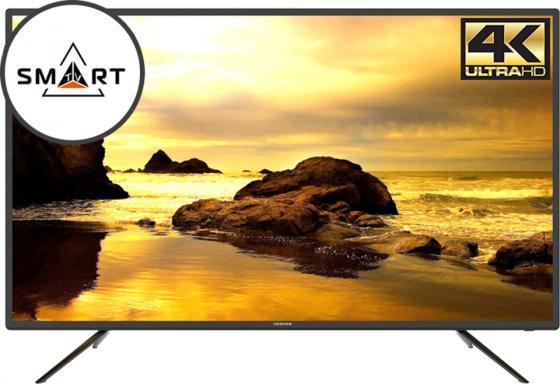 Телевизор 65 Centek CT-8265 черный 3840x2160  Гц Wi-Fi Smart TV USB HDMI SCART Антенный вход YPbPr Разьем для наушников SPDIF (Coaxial) / Output RJ-45