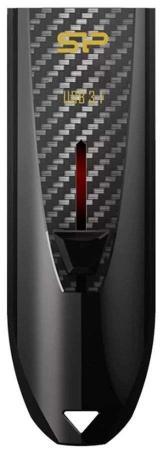 Флеш Диск Silicon Power 8Gb Blaze B25 SP008GBUF3B25V1K USB3.0 черный цены онлайн