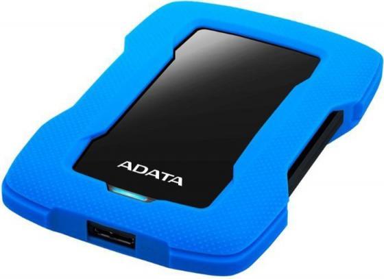 Жесткий диск A-Data USB 3.0 4Tb AHD330-4TU31-CBL HD330 DashDrive Durable 2.5 синий