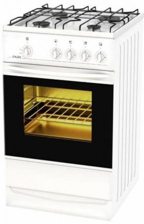 Газовая плита Лада PR 14.120-03 белый лада питер