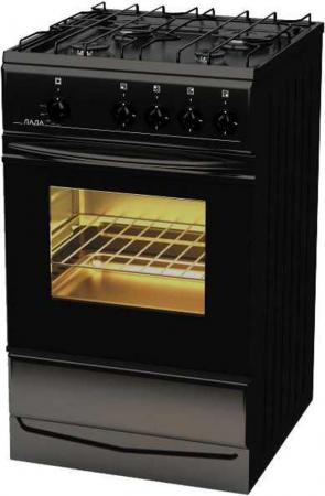 Газовая плита PR 14.120-04.1 черный