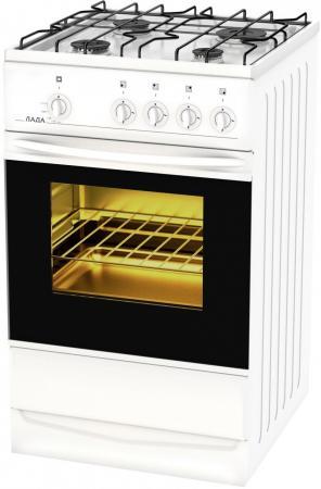Газовая плита Лада PRS 14.120-03 белый лада питер