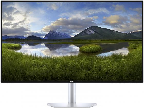 Монитор 27 DELL S2719DC серебристый IPS 2560x1440 400 cd/m^2 5 ms USB Type-C HDMI Аудио 2719-2347 quelle quelle 952582