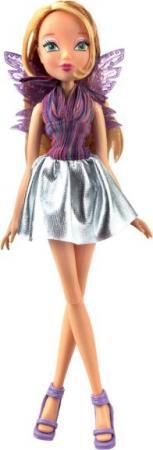 Кукла Winx Рок-н-ролл, Флора IW01591802 кукла winx рок н ролл стелла iw01591803