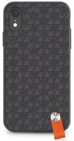 Накладка Moshi Altra для iPhone XR чёрный 99MO117001 tpmaster tpms 8886