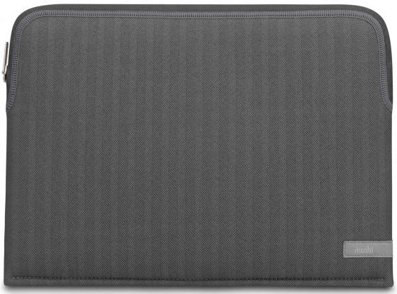 """все цены на Чехол для ноутбука 13"""" Moshi Pluma неопрен серый 99MO104051"""