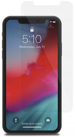 Купить Защитное стекло Moshi AirFoil Glass на экран для iPhone XR. Цвет прозрачный.