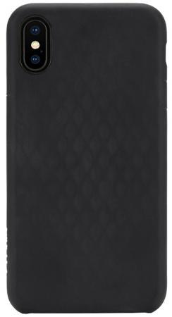 Накладка Incase Facet Case для iPhone X чёрный бампер incase frame case для iphone x розовое золото inph190376 rgd