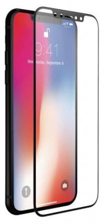 Купить Защитное стекло 3D JustMobile Xkin для iPhone X SP-388BK