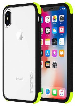Накладка Incipio Reprieve Sport для iPhone X разноцветный IPH-1633-VLT колонка velton vlt d637j