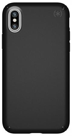 Купить Накладка Speck Presidio Mount для iPhone X чёрный 104181-1050