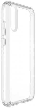 Чехол-накладка Speck Presidio Clear для Huawei P20. Материал пластик. Цвет: прозрачный. аксессуар чехол macbook pro 13 speck seethru pink spk a2729