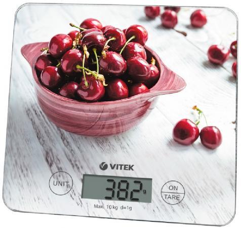 Весы кухонные Vitek 8002(W) рисунок