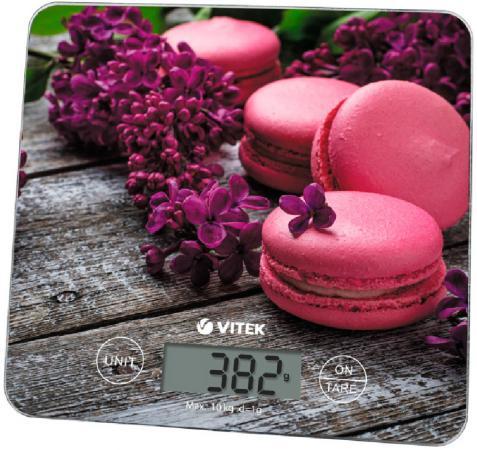 цена на Весы кухонные Vitek VT-8003(VT) рисунок
