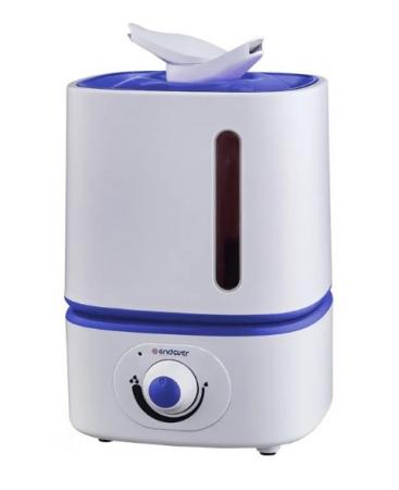 Увлажнитель воздуха ENDEVER 170-Oasis белый синий endever oasis 170 white green ультразвуковой увлажнитель воздуха