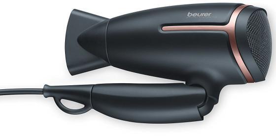 Фен Beurer HC25 1600Вт чёрный фен supra phs 1604m 1600вт чёрный