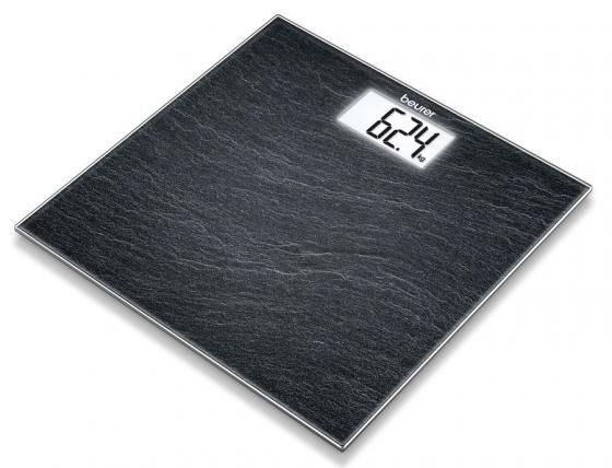 Весы напольные Beurer GS203 Slate рисунок