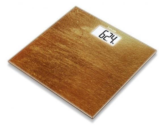 Весы напольные Beurer GS203 Rust рисунок