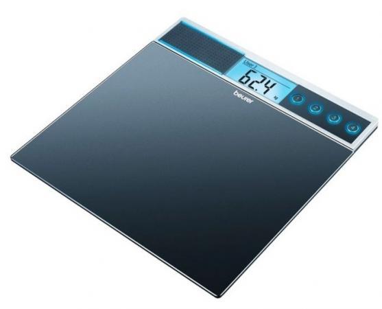 Весы напольные Beurer GS39 чёрный