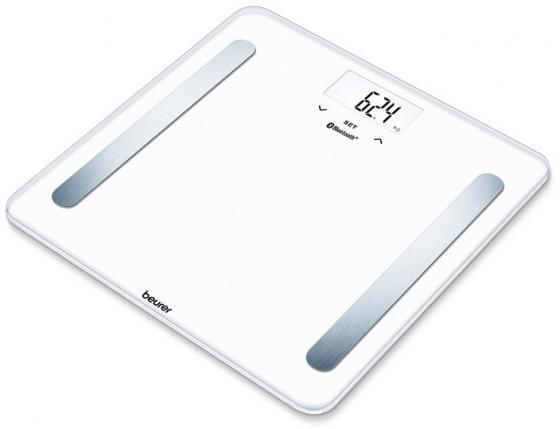 Весы напольные Beurer BF600 Pure белый