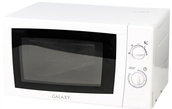 Микроволновая печь GALAXY GL 2601 1080 белый конвектор galaxy gl 8228 белый