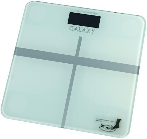 Весы напольные GALAXY GL4808 белый