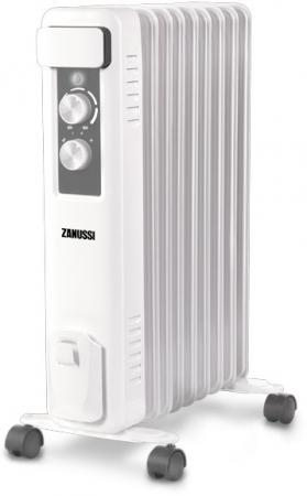 Масляный радиатор Zanussi Casa ZOH/CS-09W 2000 Вт белый zanussi zba22421sa белый