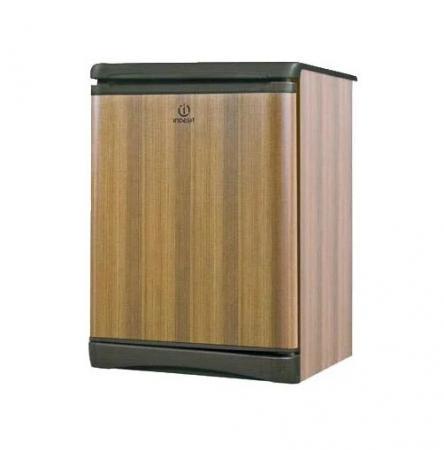 Холодильник Indesit ТТ 85 Т темное дерево холодильник indesit sb 185