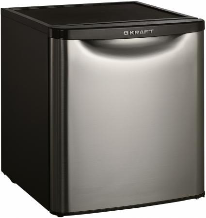 Холодильник Kraft BR 50 I черный цена