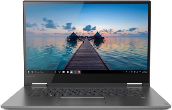 "купить Ноутбук Lenovo Yoga 730-15IWL 15.6"" 1920x1080 Intel Core i7-8565U 256 Gb 16Gb nVidia GeForce GTX 1050 4096 Мб серый Windows 10 Home 81JS000RRU по цене 101100 рублей"