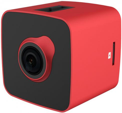Автомобильный видеорегистратор Prestigio RoadRunner CUBE FHD@30fps,1.5,2 MP camera,140°,150 mAh,WiFi,G-sensor,red/black,Metal+Plastic. (A3PCDVRR530WR автомобильный видеорегистратор prestigio roadrunner 535w wqhd 30fps 2 0 msc8328q 12 mp camera 140° 4x zoom 240 mah wifi automatic night mode g sensor