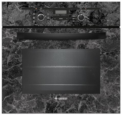 Электрический шкаф Gefest ЭДВ ДА 622-02 К53 серый встраиваемый электрический духовой шкаф gefest эдв да 622 02 к53