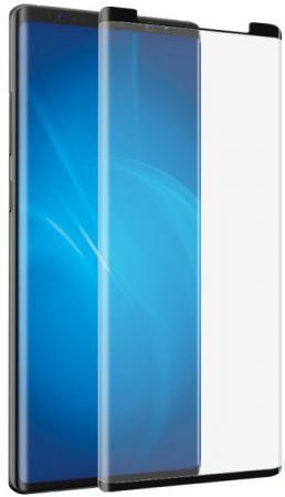 Фото - Закаленное стекло 3D с цветной рамкой (fullscreen) для Samsung Galaxy Note 9 DF sColor-53 (black) samsung galaxy tab e sm t561 black