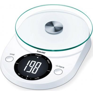 Весы кухонные Beurer KS33 белый