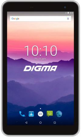 "Планшет Digma Optima 7018N (TS7179ML) MTK8735V (1.0) / 2GB / 16GB / 7"" 1024x600 IPS / 3G / LTE / BT / GPS / 2Mp, 0.3 Mp / Android 7.0 (White) digma optima 7 21 7"