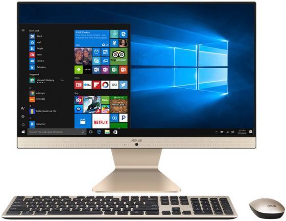 Моноблок 21.5 ASUS V222GAK-BA020D 1920 x 1080 Intel Celeron-J4005 4Gb 500 Gb Intel UHD Graphics 600 Linux черный 90PT0211-M01530 моноблок asus v222gak wa046t 90pt0212 m02560 21 5 белый