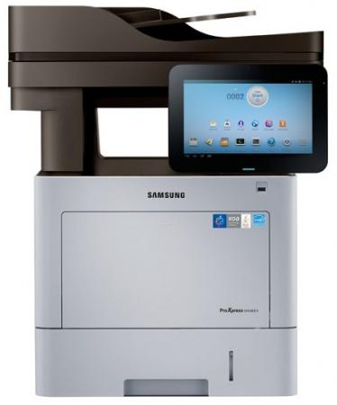 Samsung ProXpress SL-M4580FX Laser Multifunction Printer стоимость