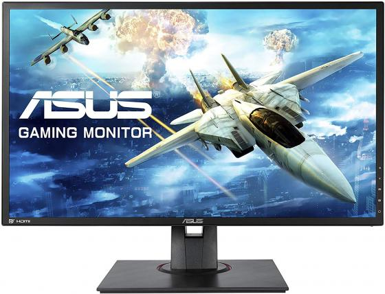 Монитор 24 ASUS MG248QE черный TN 1920x1080 350 cd/m^2 1 ms DisplayPort HDMI DVI-D Аудио монитор 24 asus vs248hr tn led 1920x1080 1ms vga dvi hdmi